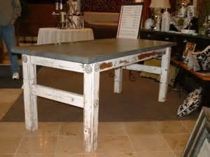 metal table top gallery metaltoppedtables