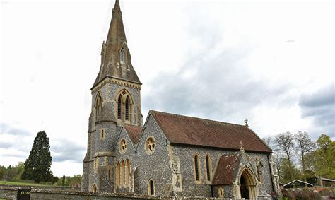 st mark s church englefield berkshire step inside the church where pippa middleton will get married hello canada