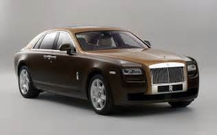 Rolls Royce Made In Rolls Royce Two Tone Ghost 2012 Widescreen Car
