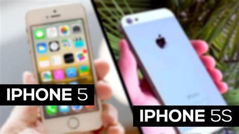 iphone 5s vs iphone 5 compara 231 227 o