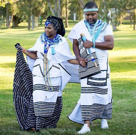 Xhosa Wedding Blessing by Xhosa Traditional Wedding Attire Poontoe