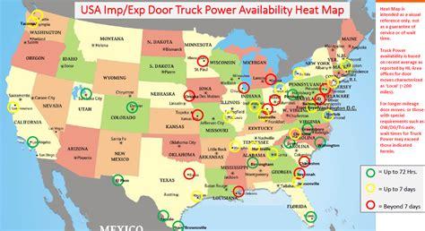 amerique du nord les defis du transport routier bloglobal