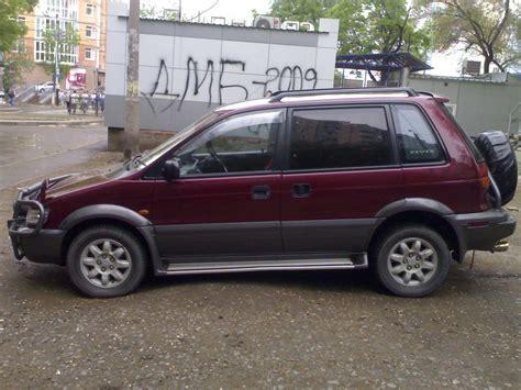 mitsubishi rvr 1994 1994 mitsubishi rvr pictures 2 0l gasoline automatic