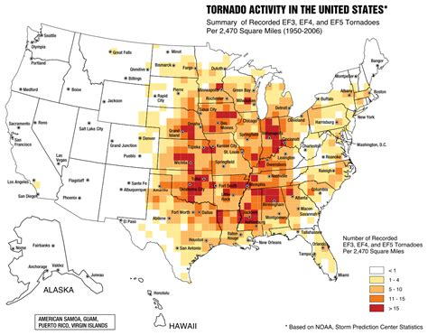 tornado alley texas map tornado alley