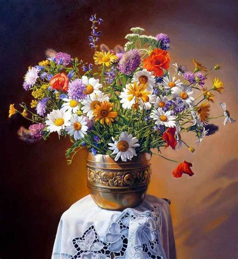 pitture di fiori quale 232 il pi 249 bel quadro raffigurante fiori arte