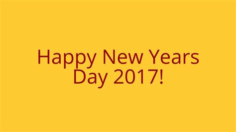 new year date on 2017 happy new years day 2017