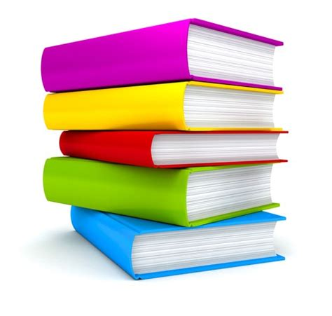 five books textbooks overview
