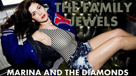 The Family Jewels the family jewels album marina and the diamonds
