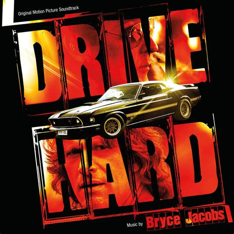 drive ost drive hard original motion picture soundtrack