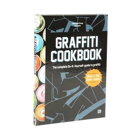 graffiti cookbook a dokument graffiti cookbook 24 90 bookshop books graffitishop