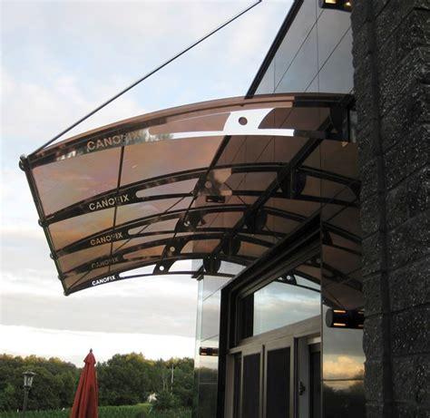 pensilina tettoia in policarbonato plexiglass pensiline plexiglass tettoie e pensiline pensilina