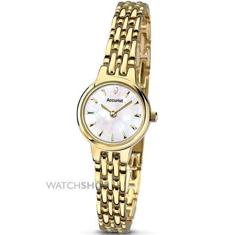 accurist 9ct gold gd11241i
