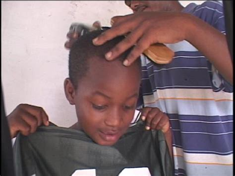 haircut story road the root of community spirit in day two of free haircuts