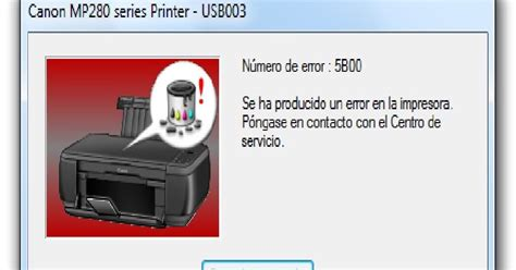 reset mp250 p07 error 5b00 y p07 de canon mp250 y mp280 gratis