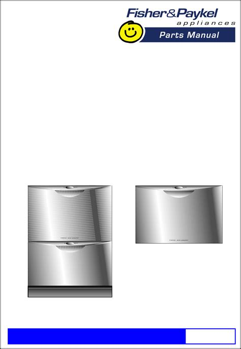 fisher and paykel drawer dishwasher manual fisher paykel dishwasher ds603i user guide