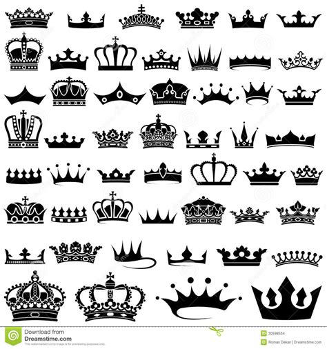 crown collection stock images image 30598534