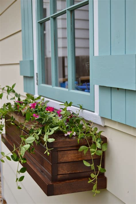 diy window box 34 creative diy planters you will simply adore