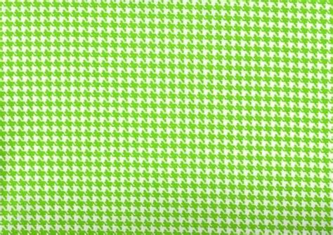 green houndstooth upholstery fabric cotton quilt fabric houndstooth check lime green and white