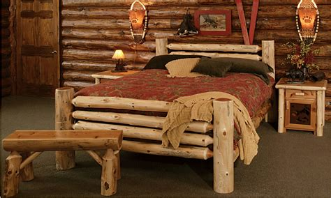 log cabin bedroom furniture rustic style bedroom furniture rustic log bedroom