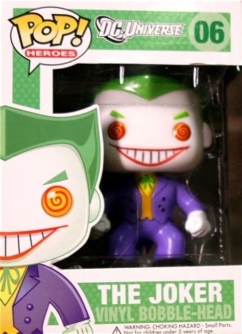 bobble joker funko pop joker figures checklist image gallery
