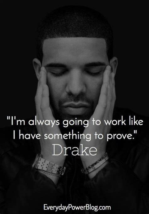 10 Lines From Drake S - drake quotes about confidence love and life everydaypower