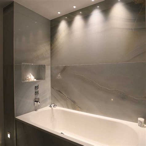Led Lighting For Bathrooms Waterspring Led Bathroom Ceiling Light Ip Cullen Lighting
