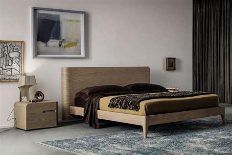 letto matrimoniale moderno in legno letto matrimoniale in legno design cora napol arredamenti
