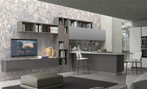 cocinas lube the living by cucine lube the kitchen and bathroom
