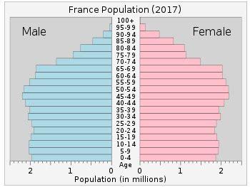 demographics of france wikipedia