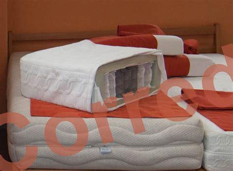materasso polilatex comfort molle insacchettate e polilatex climatizzato