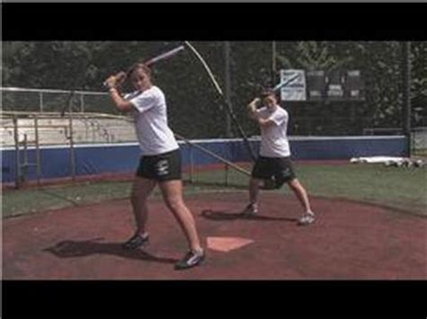 best softball swing technique softball batting skills the swing funnycat tv
