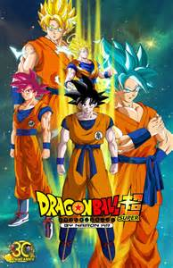 dragon ball super poster naironkr deviantart