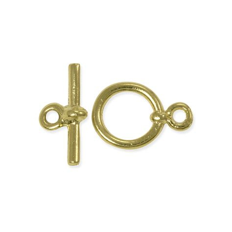 toggle clasps for jewelry toggle clasp 11mm gold plated set jewelry clasps