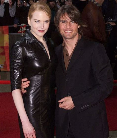 Keith Refused Access To Kidman Set By Faced Guard by Kidman S Darkest Hour Was After Split With Tom