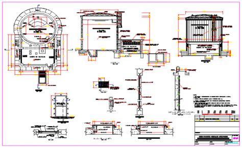 design of underground water tank