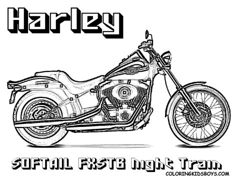 coloring pages of motorcycle harley davidson harley coloring harley davidson free motorcycles