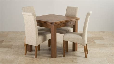 3ft Dining Table Sets Oak Furniture Land
