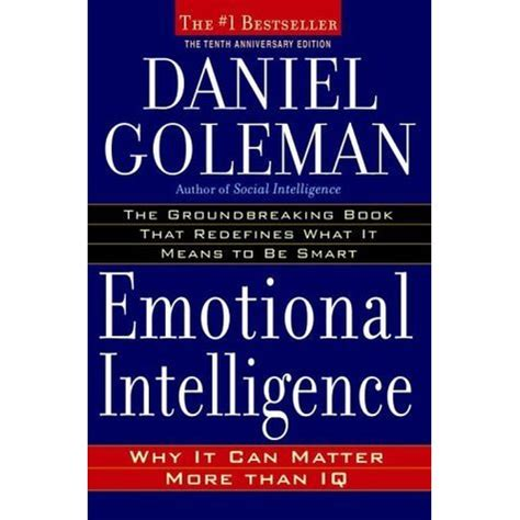 libro more than this emotional intelligence why it can matter more than iq by daniel goleman reviews discussion
