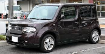 Nissan The Cube Nissan Cube Simple The Free Encyclopedia