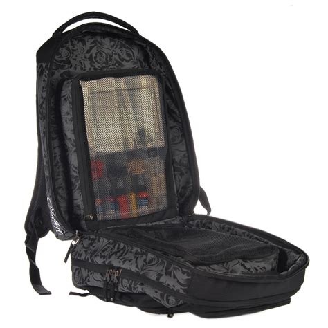 tattoo equipment backpack sullen blaq paq onyx tattoo backpack