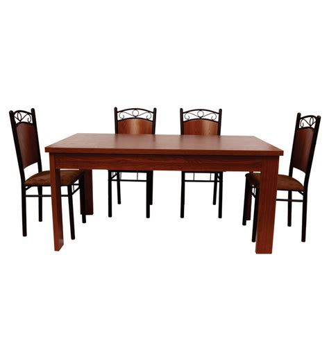 Durian Dining Table Durian Stylish Dining Set By Durian Six Seater Furniture Pepperfry Product