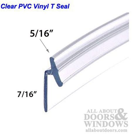 How To Seal A Shower Door Frameless Shower Door Seal Shower Door Side Seal