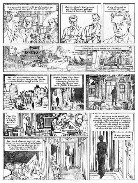 « Blake et Mortimer T22 : L'Onde Septimus » par Antoine