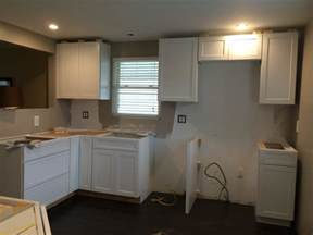 cost of kitchen cabinets awesome installing hickory