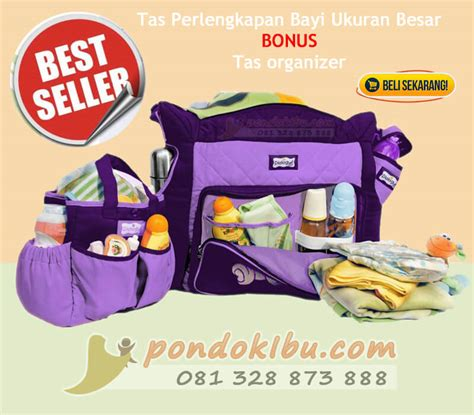 Tas Bayi 3 In 1 By Luckysmart by Tas Bayi Dialogue Paket 3 In 1 Pondok Ibu