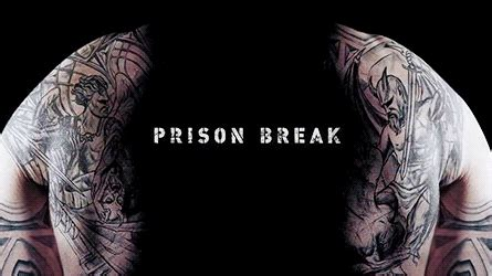 Prison Per Season prison prison series thread 3 4