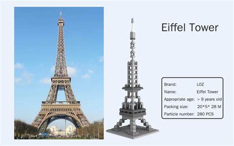 Loz Eiffel Tower image gallery ostankino tower minecraft