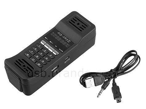 Usb Mp3 Mobil Usb Retro Mobile Mp3 Player