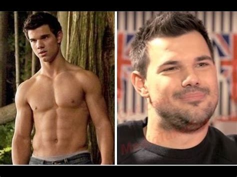 taylor lautner 2016 weight why taylor lautner is gaining weight explained youtube