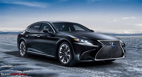 lexus ls 300h lexus es 300h launched in india at rs 55 lakh page 2